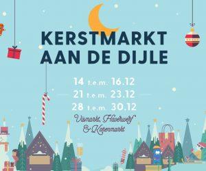 KSA Mechelen op de kerstmarkt – 14 tot 16 & 21 tot 23 december